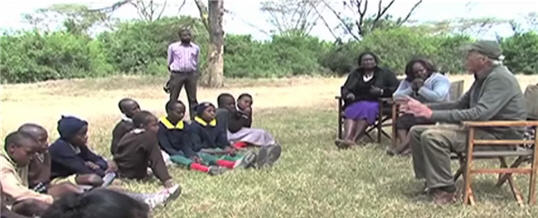 Rhino Awareness Day on Kenya TV