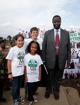 Plant for the Planet Kenya